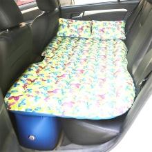Colorful Car Inflatable Bed Car Air Mattress