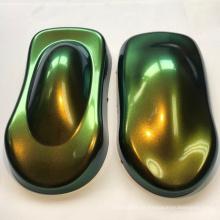 pó de camaleão de mudança de cor para pintura de carro