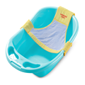 Chaise de lit de bain en demi-filet