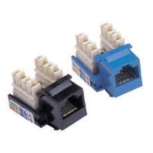 Jack ethernet 180 graus rj45 jack modular cat5 cat5e cat6 cat6e cat7 para cabo cat5e lan