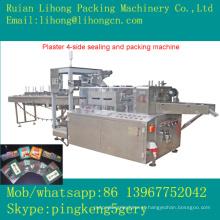 Gsb-220 de alta velocidade automática 4-Side secas máquina de vedação folha de carne