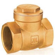 forged brass swing check valve non return valve
