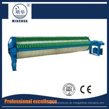 800 Kreiskammerfilterpresse für elektrische Hochspannungskeramik