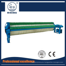 800 Circular Chamber Filter press for high-voltage electric ceramic