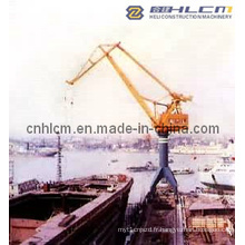 Grue du portail Shipyard Harbour