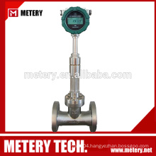 Low cost crude Oil flowmeter with 4-20mA