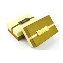 Бумажная коробка для картонных коробок для подарка, свадьбы