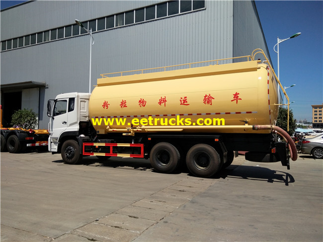 Pneumatic Tanker Trucks