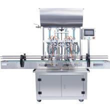 Máquina de llenado de botellas líquidas