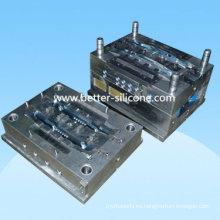 Herramientas de moldeo de plástico para piezas sanitarias de inyección
