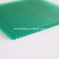 freie Probe 8mm farbige Polycarbonat-Hohlplatte