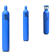 Factory Direct Supply Filling Machine Welding Bottle Capacity 10L 15L 40L Oxygen Gas Cylinder Sizes