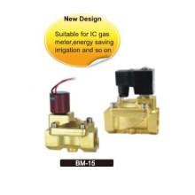 BM series bistable solenoid valve