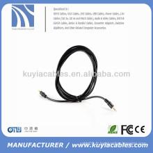 Câble tressé 3,5 mm Câble audio stéréo mâle à mâle Cordon auxiliaire AUX Câbles AV 3,5 mm à 3,5 mm pour iPod pour iPhone PC Voiture MP3