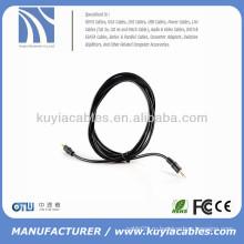 Плетеный 3,5 мм кабель Мужской к мужчине Стерео аудиокабель Вспомогательный кабель AUX Шнуры AV 3,5 мм до 3,5 мм для iPod для iPhone ПК MP3-плеер