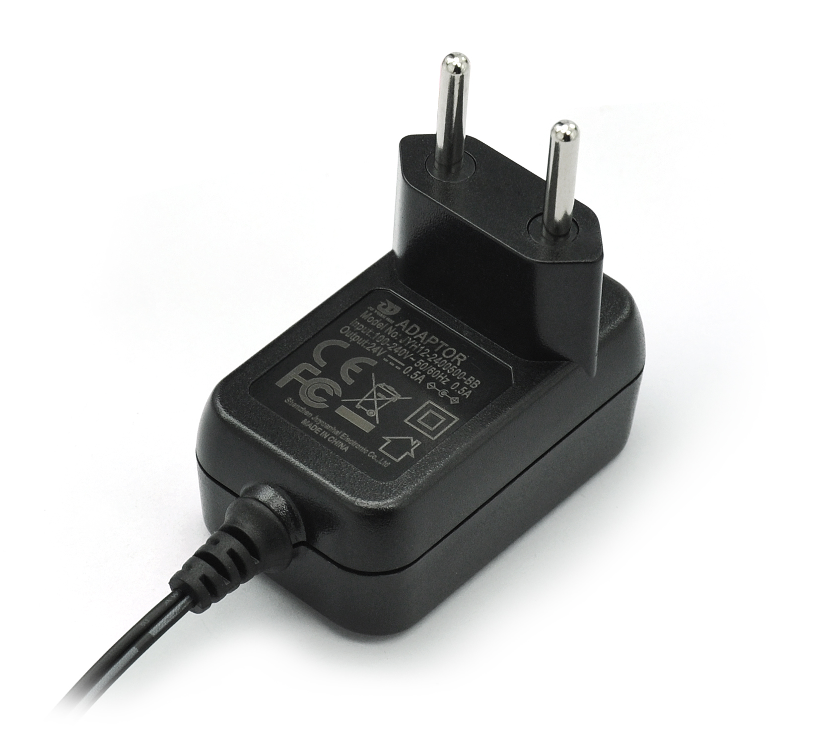 12V 1A 24V 0.5A Switching Power Adapter Brazil Plug