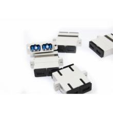 SC UPC MM adaptateur optique / connecteur standard SX adaptateur carré à fibre optique