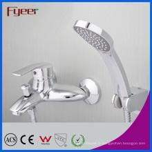 Robinet de douche de salle de bain de haute qualité Fyeer avec inverseur