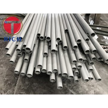 ASTM A213 Seamless Boiler Heat exchanger Stainless Tube