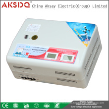 Hot SVR 12KVA Wall Mounted AC Servo Motor Single Phase Automatic Home Voltage Stabilizer For Computer