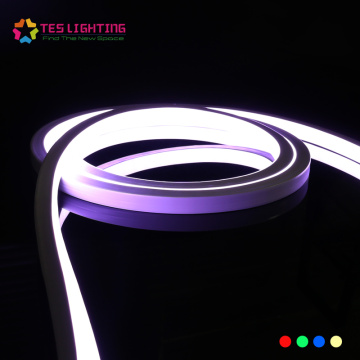 LED Flex Neon Best Outdoor IP68 Wasserdichtes RGB