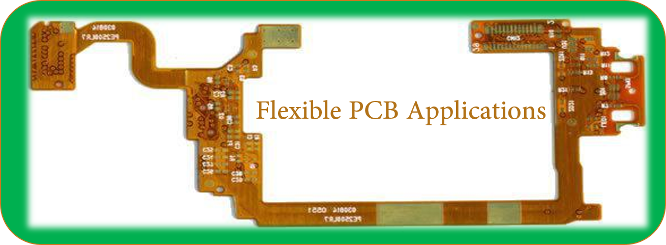 flexible PCB Applications