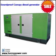 Diesel Fuel Silent 160kW 200kVA Silent Generator