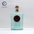 Brooklyn Gin Glass Bottle OEM Produit