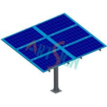 Solar Einzelachs-Montage-System