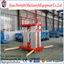 plataforma elevatória de alumínio / de um homem elevador / de uma pessoa hidráulica elevadores