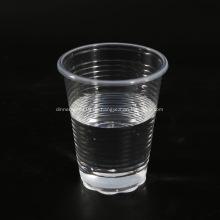 Kunststoff klare Teetasse
