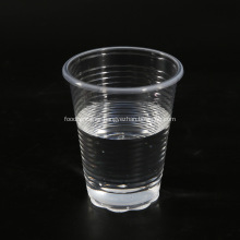 Plastic Clear Tea Cup