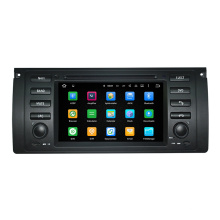Hualingan 7′′ 2 DIN Car GPS Radio Player for BMW E39 5 Series 1996-2003/E53 X5 1999-2006/M5 1996-2003 Car