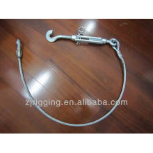 cable sling with turnbuckle