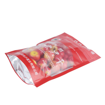 Stand Up Packaging Bag con cerniera