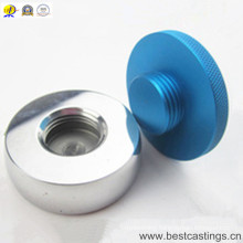 Color Anodized Aluminium CNC Turning Parts