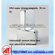 Super Strong Neodymium Block Magnet for Wind Generator/lifting magnet