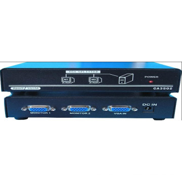 Diviseur VGA 1X2 / Diviseur VGA à 2 ports 350MHz (CA3502)