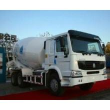 6m3 8m3 336HP Sinotruk HOWO 6X4 Heavy Duty Cement Mixer Truck Zz1257n3241