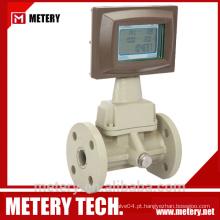 Fluxômetro de medidor de fluxo de turbina a gás MT100TB