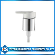 24/415 0.5cc Aluminium Beschichtung Creme Pumpe für Kosmetik