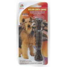 "Percell 6 ""Nylon Dog Chew Spiral Bone Schokoladenduft"