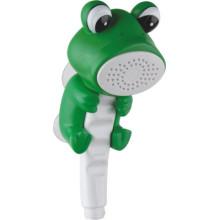 Tier ABS Duschkopf mit Frosch Design