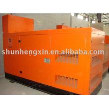 Conjunto generador diesel silencioso con Cummins Engine