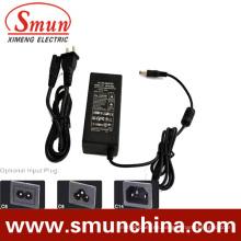 Adaptador de corriente de escritorio de la carga de 48W 5-48VDC AC / DC