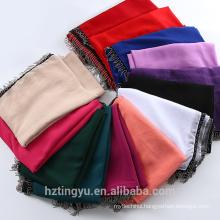 Factory hangzhou new shawl maxi Muslim Stone scarf chiffon bubble hijab scarf
