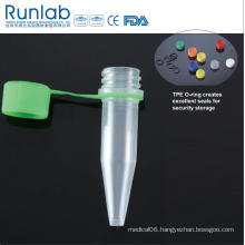1.5ml Micro Tubes with Loop Screw Cap