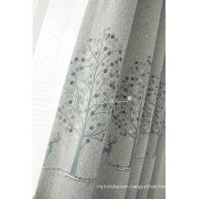 Window Treatment Fabric Grommet Blackout Window Panel Curtain Blind