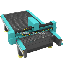 Plasma Cutting Machine for Titanium and Alloy Steel