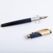 Роскошные черные Каллиграфию ручки с логотипом в качестве бизнес-подарка
